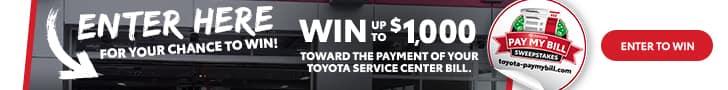 Toyota Pay My Bill