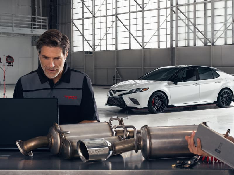 Get your Toyota serviced at Pauly Toyota near Algonquin, IL