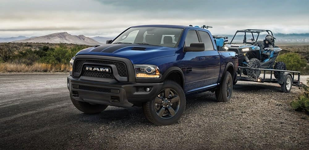 How Much Can A Ram 1500 Tow >> 2019 Ram 1500 Towing Capacity Ram 1500 Specs Perkins Motors