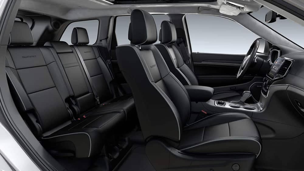 2019 Jeep Grand Cherokee Interior Features & Specs ...