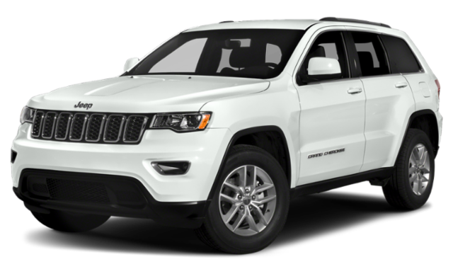 2019 White Jeep Grand Cherokee thumbnail
