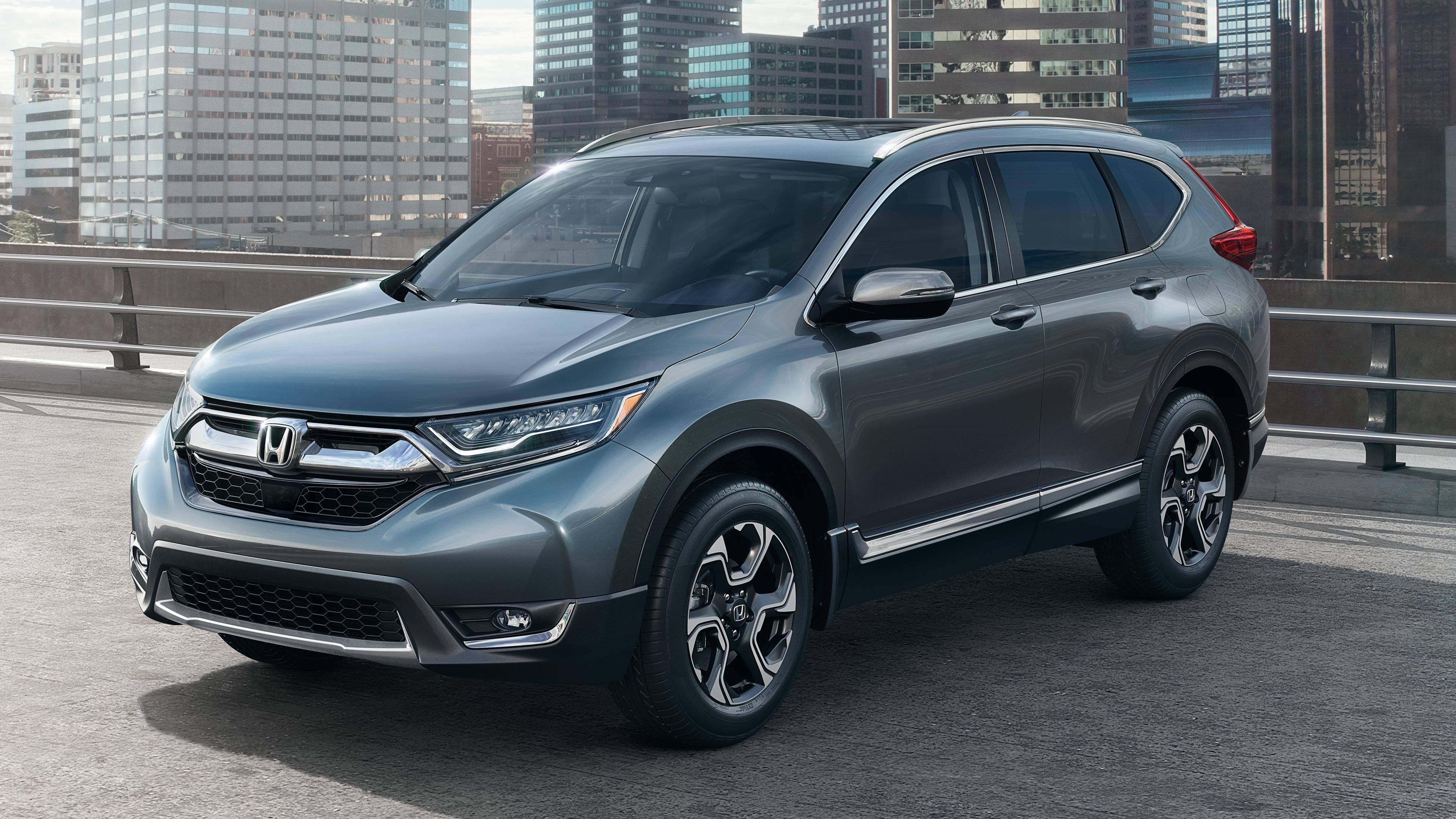 Perfect Pickering Honda Reviews The 2017 CRV Touring  Pickering