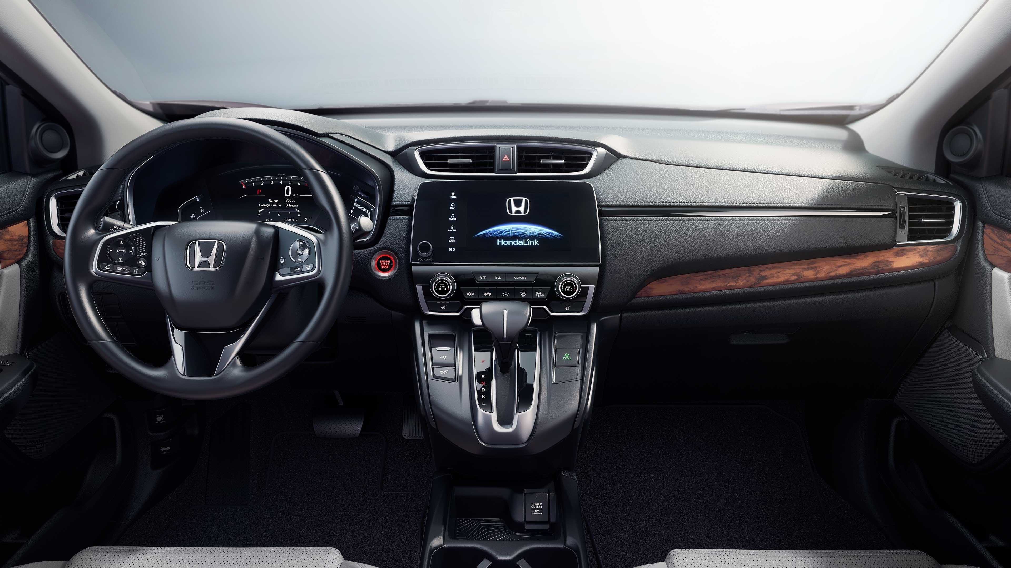 Pickering Honda Reviews The 2017 Crv Touring Toronto Ajax