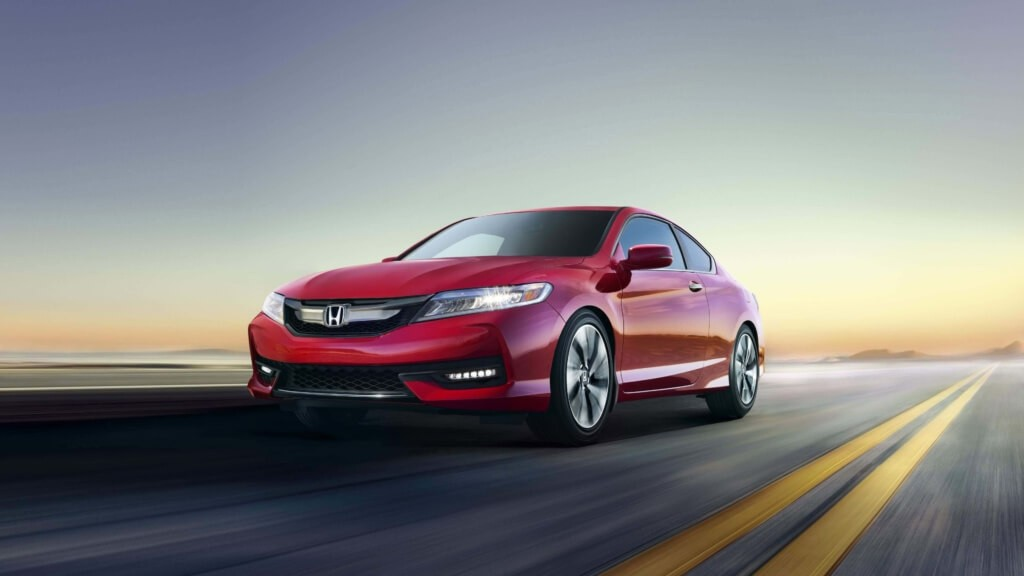 2017 Accord Coupe