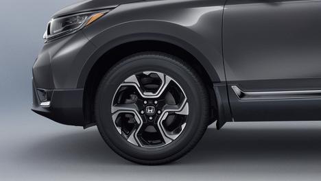 Tire Change at Pickering Honda