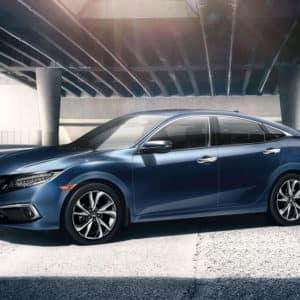 2020 Honda Civic at Pickering Honda