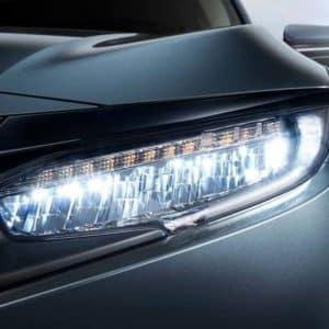 Headlight 2020 Honda Civic at Pickering Honda