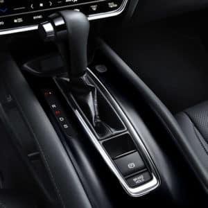 interior 2020 Honda HR-V at Pickering Honda