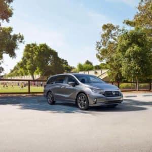2021 Honda Odyssey at Pickering Honda