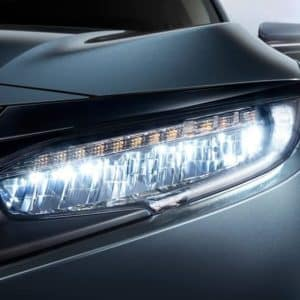 2020 Honda Civic exterior headlight