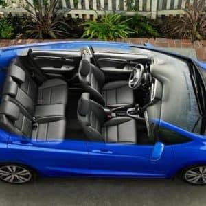interior 2020 Honda Fit at Pickering Honda