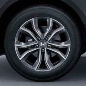 alloy wheels 2020 Honda CR-V available at Pickering Honda
