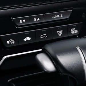 controls 2020 Honda CR-V available at Pickering Honda