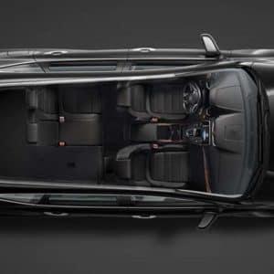 interior 2020 Honda CR-V available at Pickering Honda