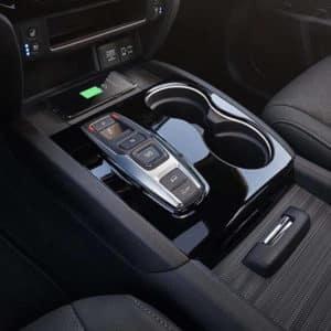 interior 2020 Honda Passport at Pickering Honda