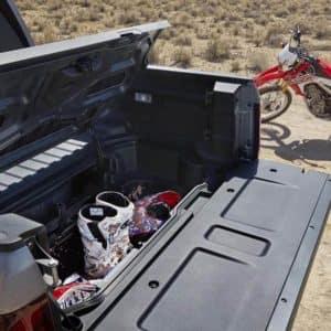 trunk bed 2020 Honda Ridgeline available at Pickering Honda