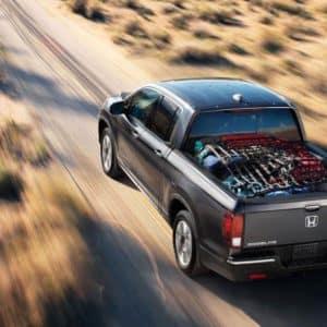 2020 Honda Ridgeline available at Pickering Honda