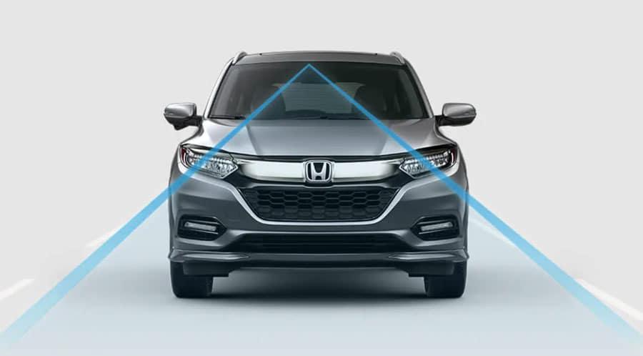 HRV_Honda_Sensing