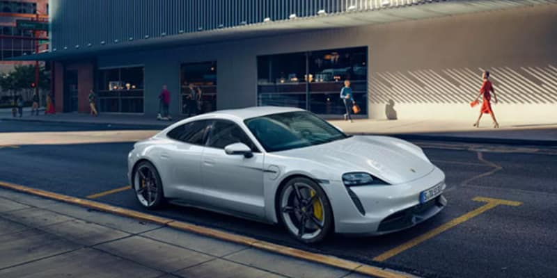 Porsche Taycan Launch Party at Porsche Owings Mills