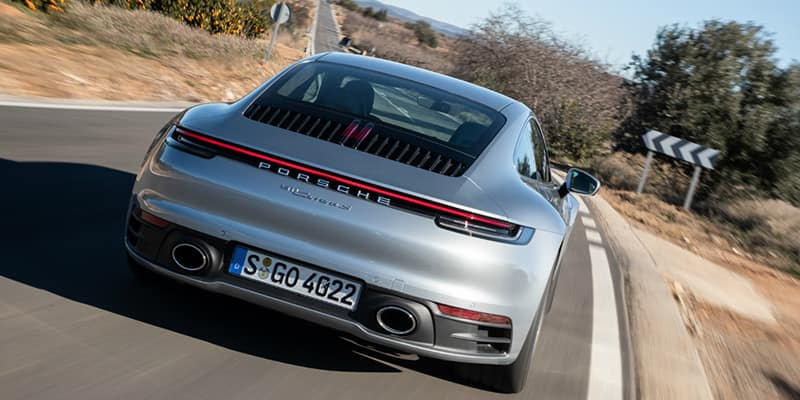 Used Porsche Carrera for Sale Owings Mills MD