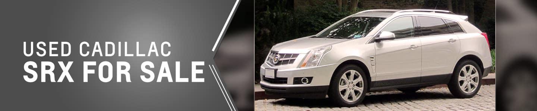 Used Cadillac SRX Louisville, KY