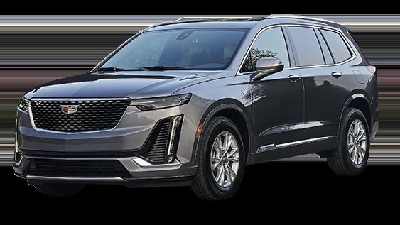 2021 Cadillac XT6 Lease