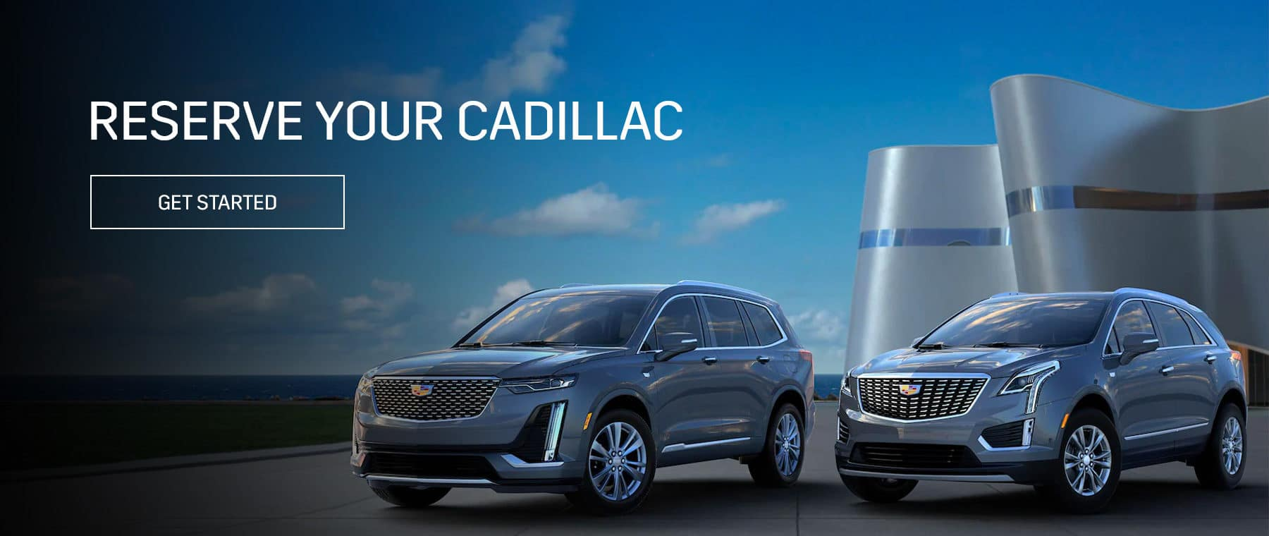 Reserve Your Cadillac With Quantrell Today!