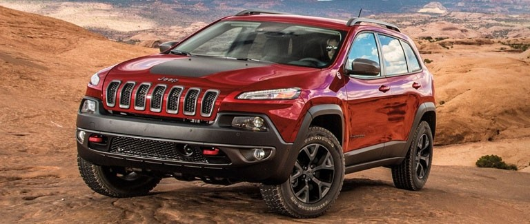 New 2017 Jeep Cherokee