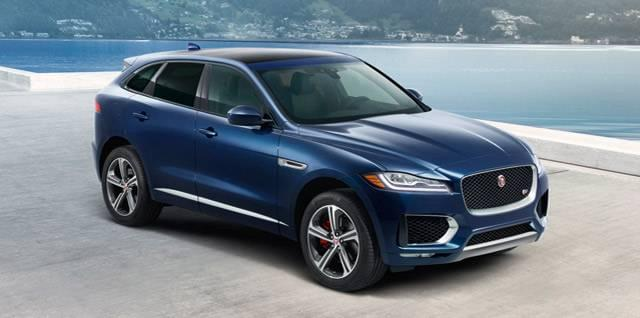 F-PACE S