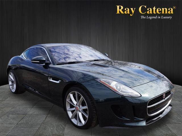 2017 Jaguar F-TYPE S RWD