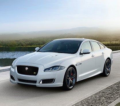 New 2018 Jaguar XJ R-Sport AWD