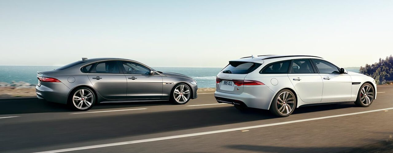 2018 Jaguar XF models