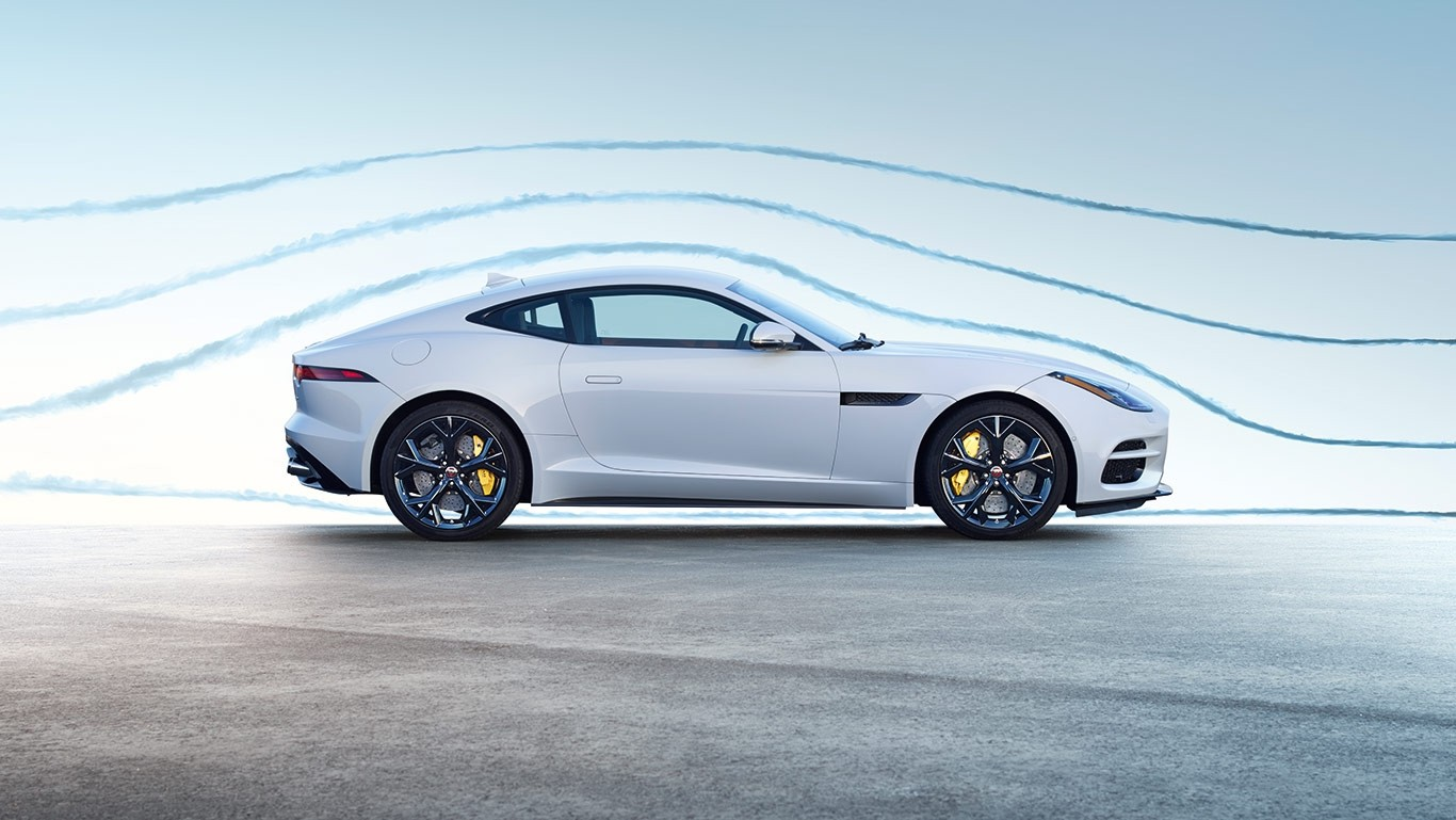 2018 Jaguar F TYPE 1