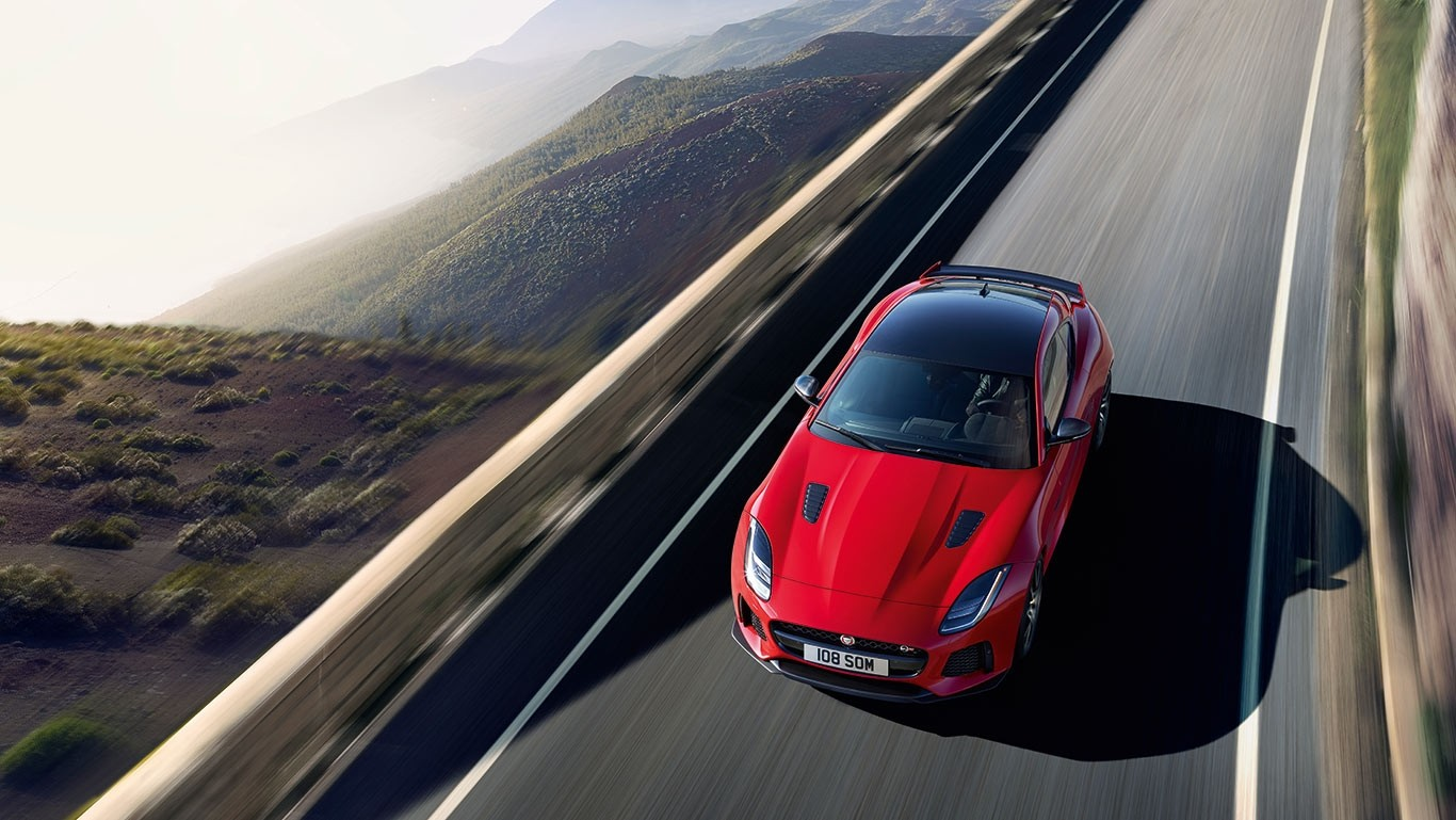2018 Jaguar F TYPE 2