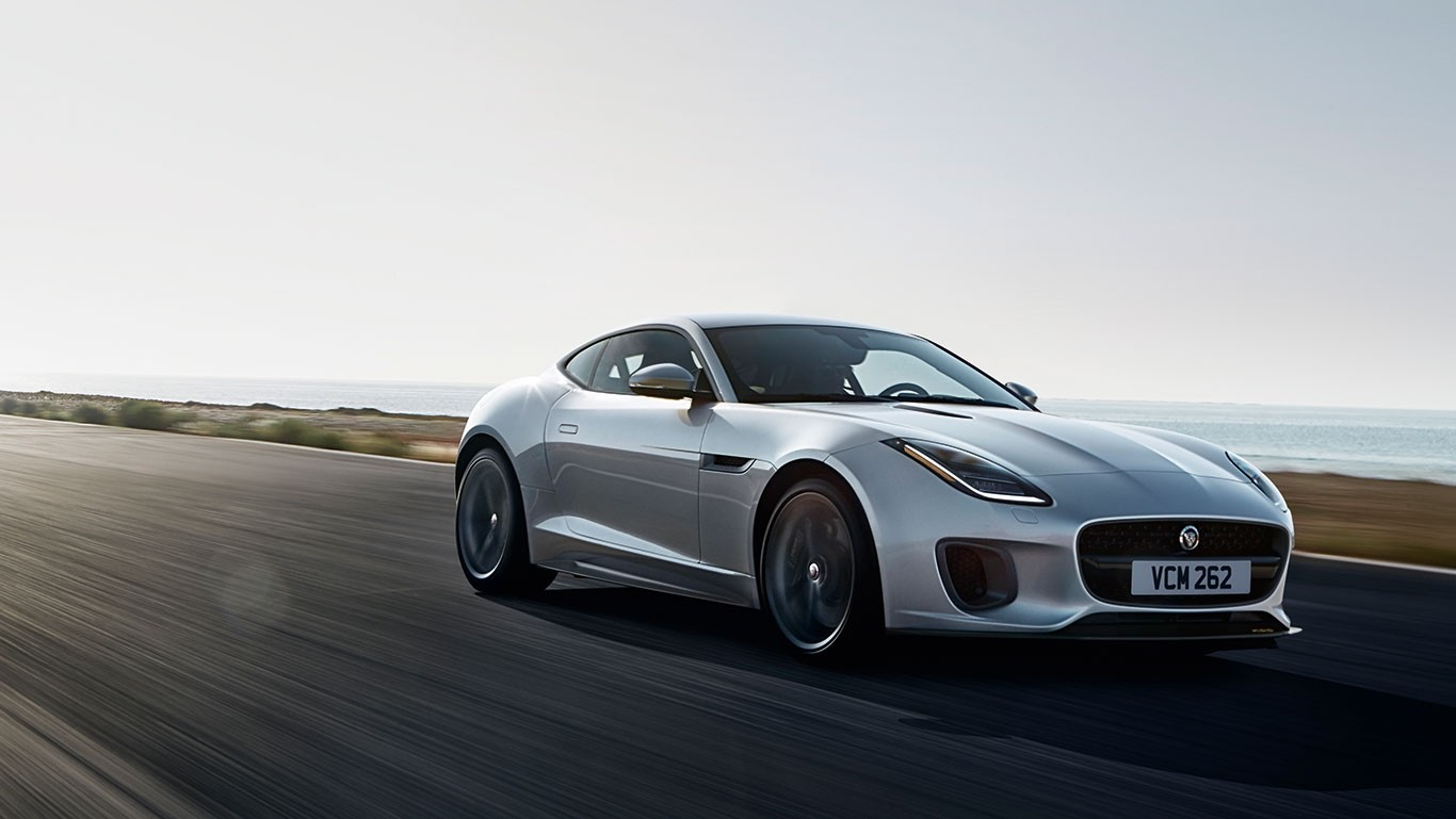 2018 Jaguar F TYPE 3