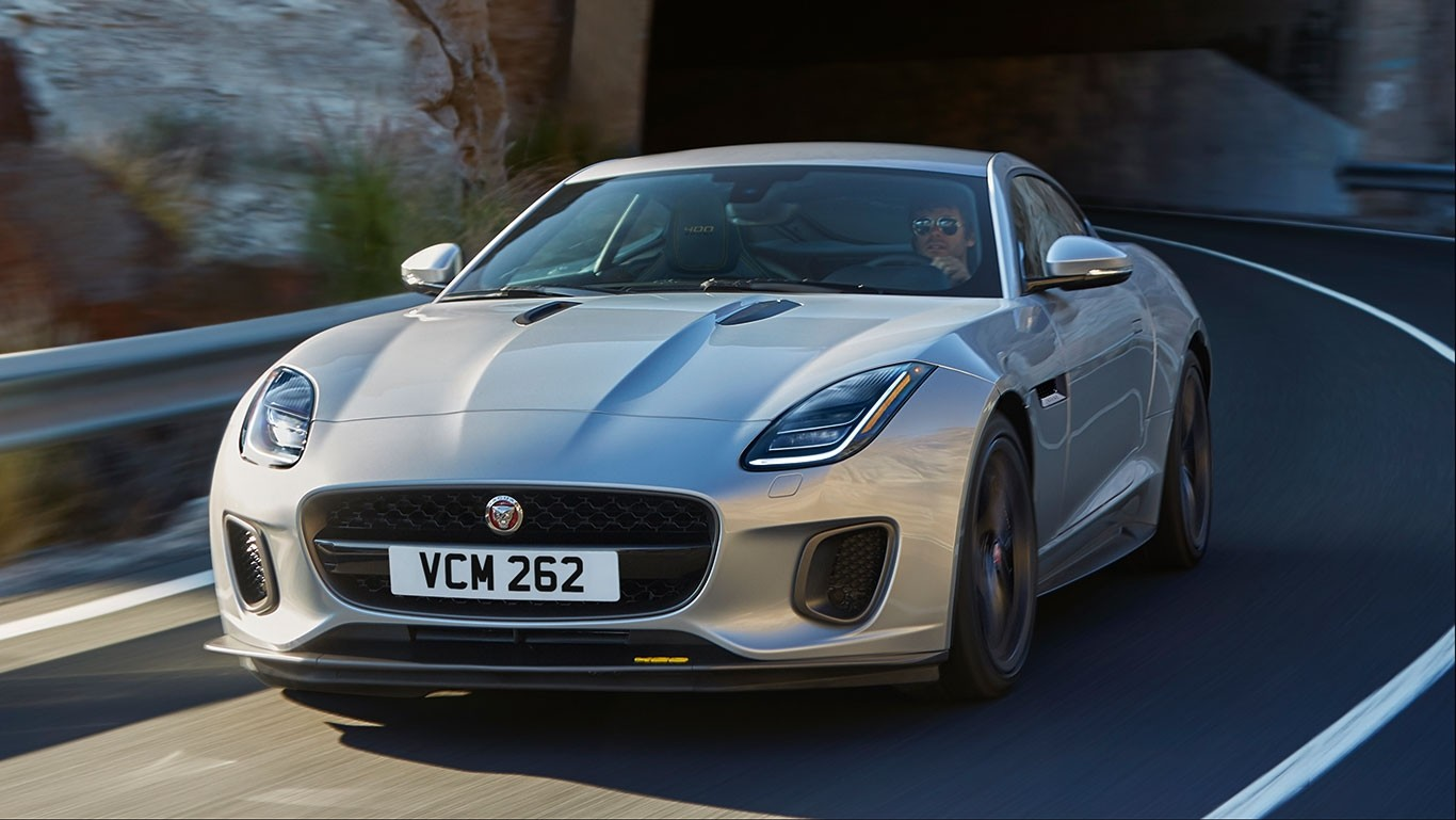2018 Jaguar F TYPE 4