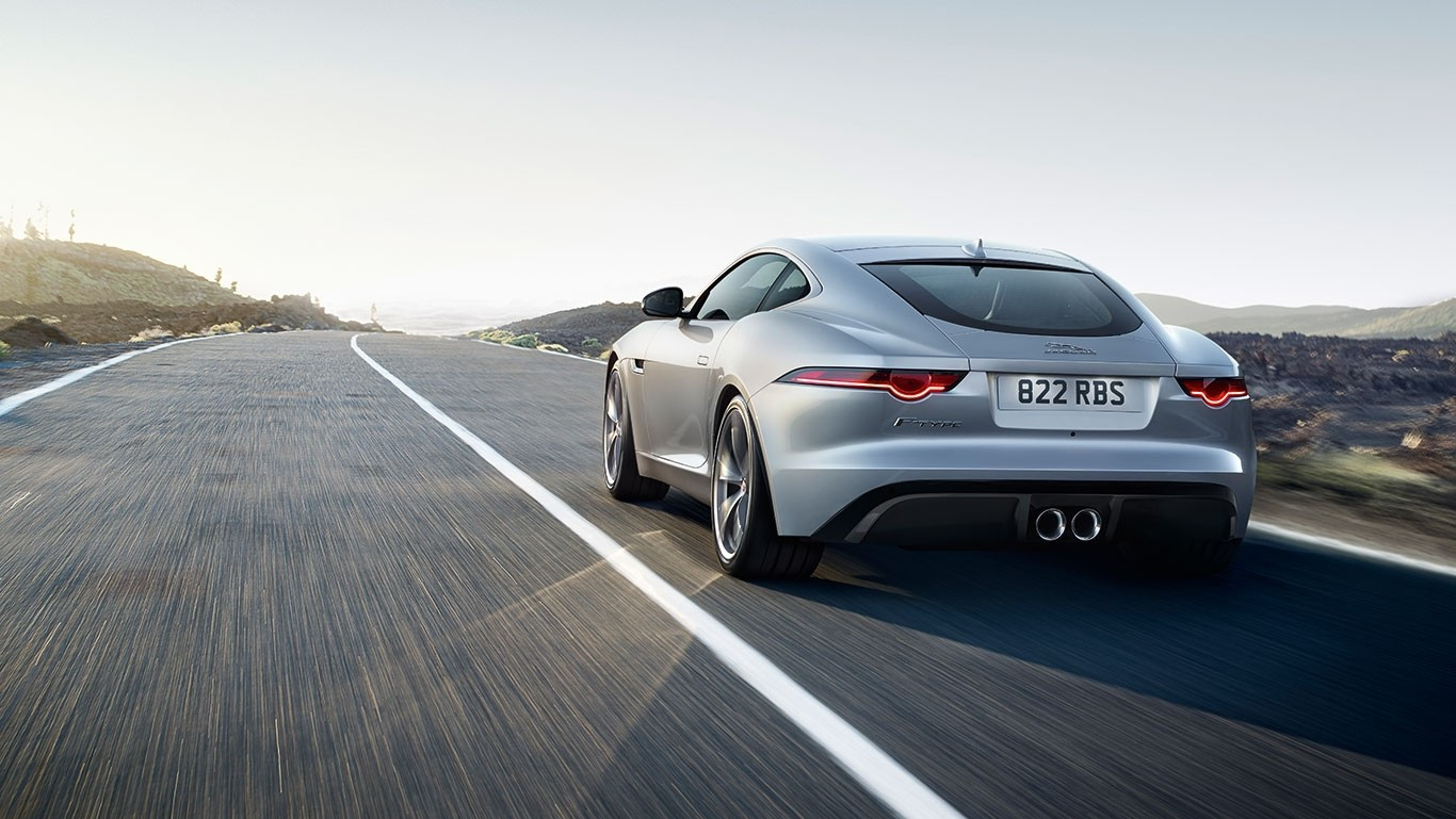 2018 Jaguar F TYPE 6