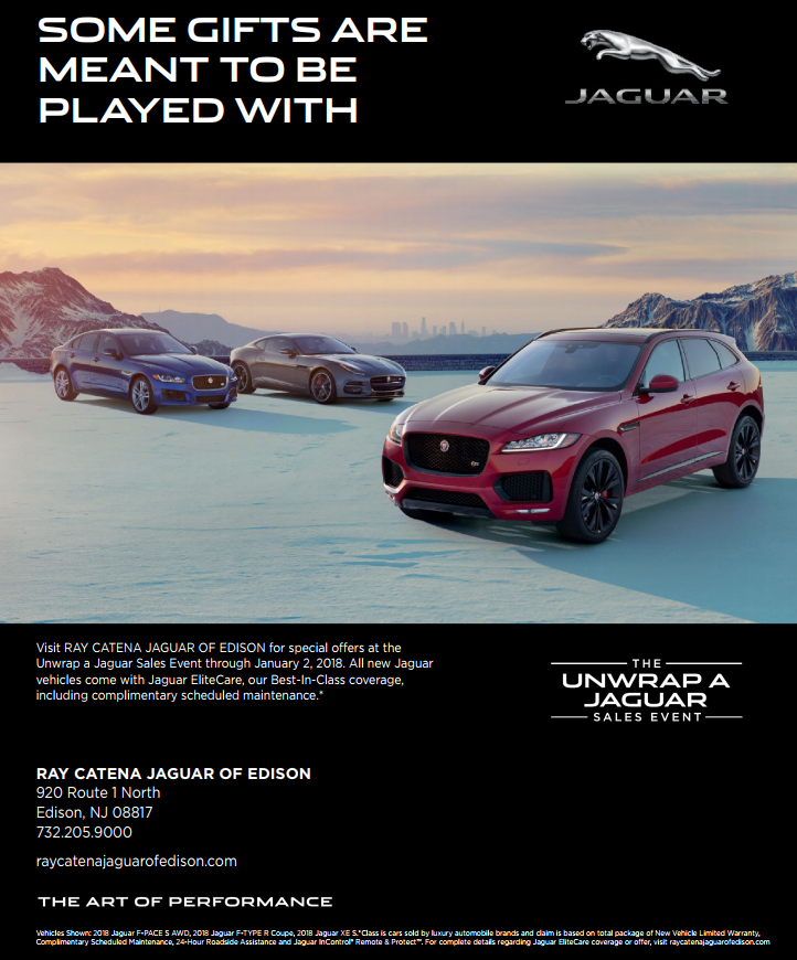 The Unwrap A Jaguar Sales Event