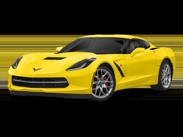 2018 Chevrolet Corvette yellow