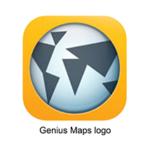 genius maps logo