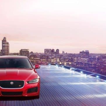 2019 Jaguar XE Exterior 01