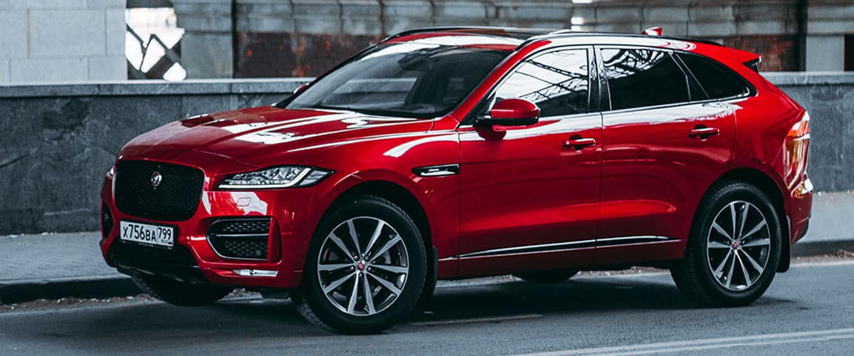 Jaguar Suv F Pace >> 2019 Jaguar F Pace Ray Catena Jaguar Of Edison