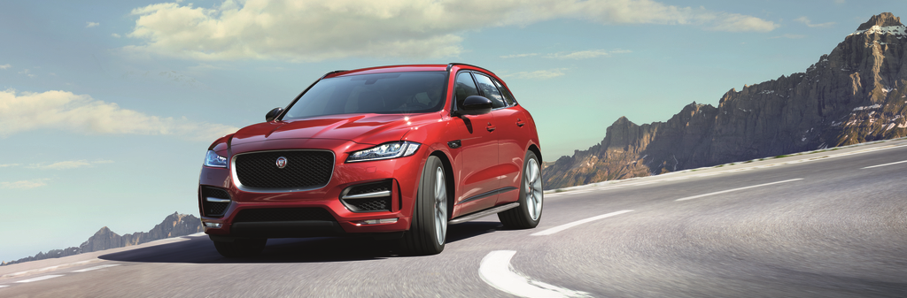 2019 Jaguar F-PACE Review
