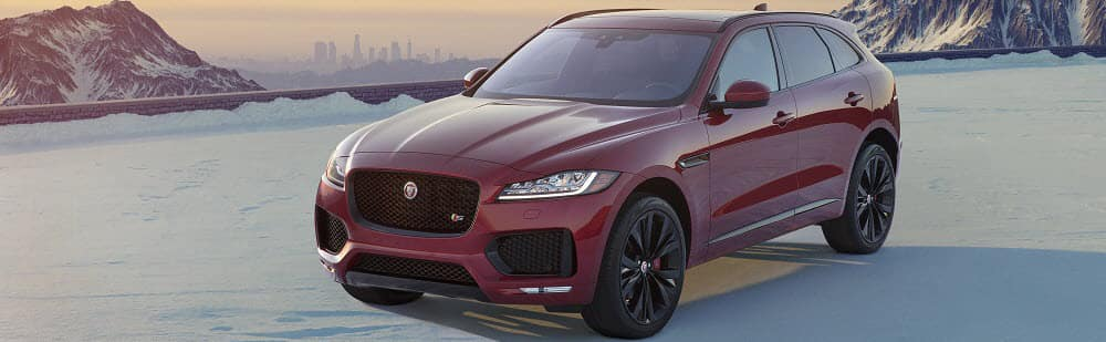 Jaguar F-PACE near Edison NJ