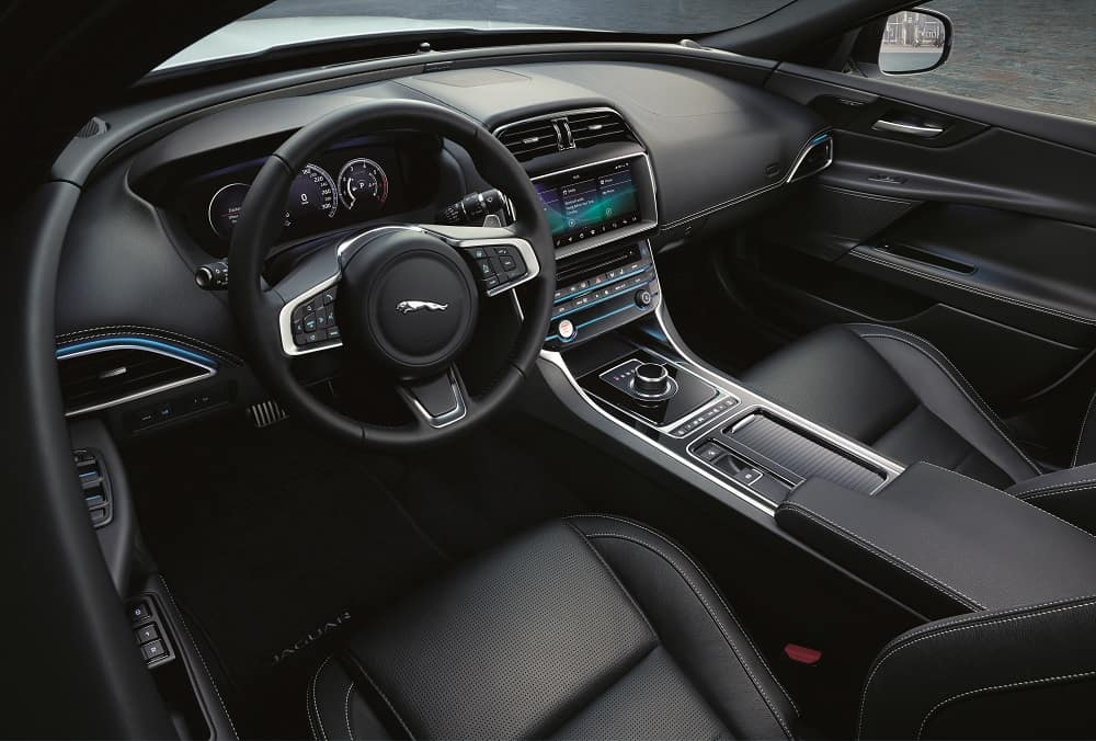 2019 Jaguar XE Technology