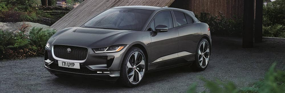 2019 Jaguar I-PACE Awards