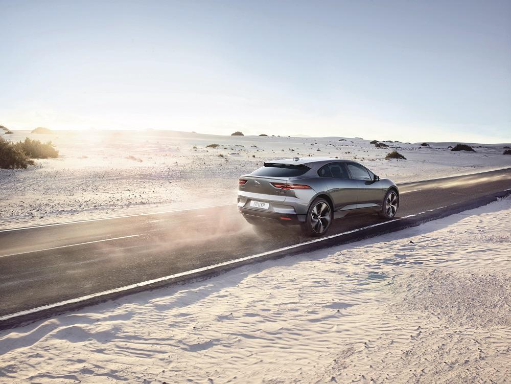 2019 Jaguar I-PACE Range