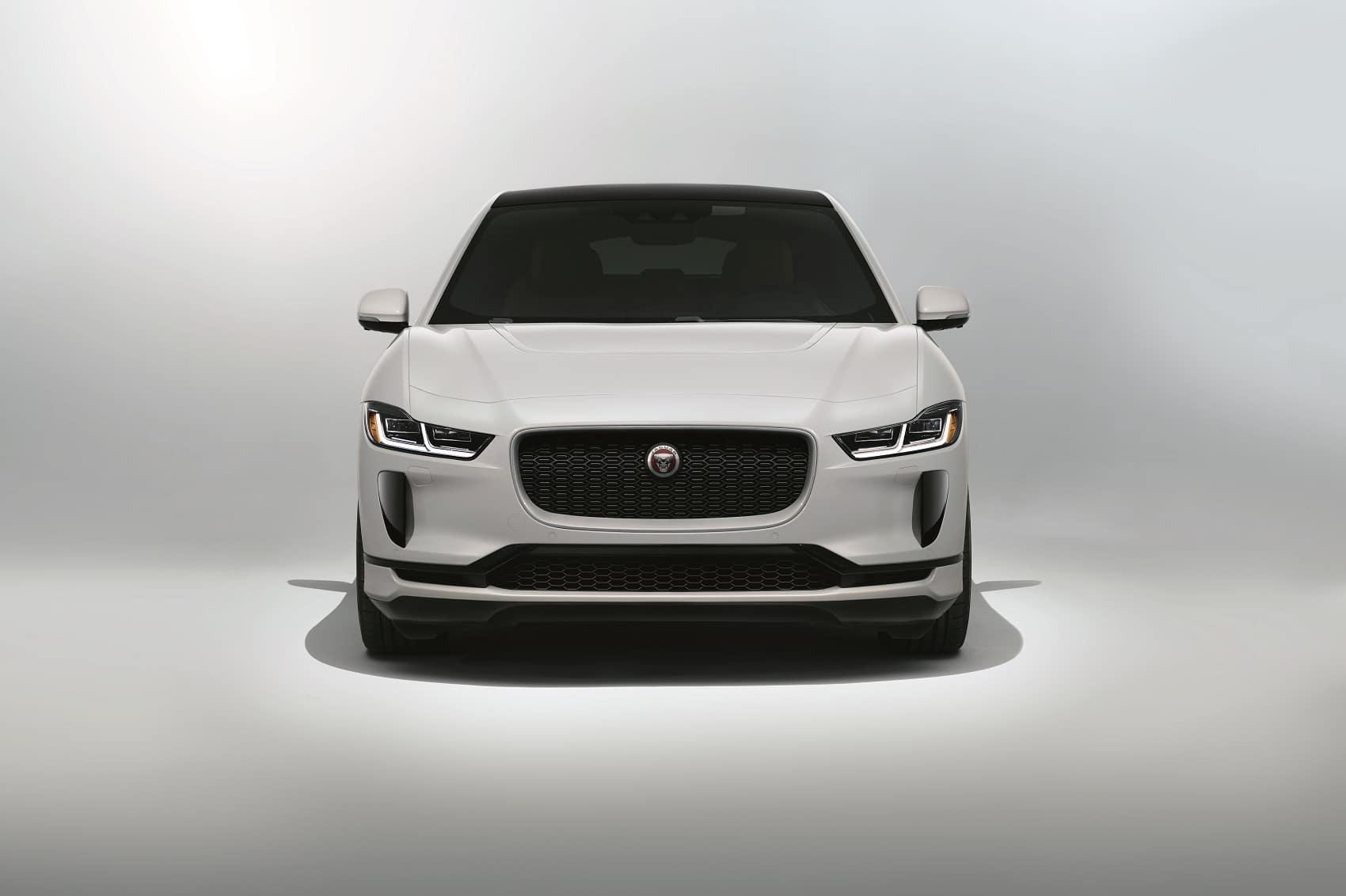 2019 Jaguar I-Pace Front End