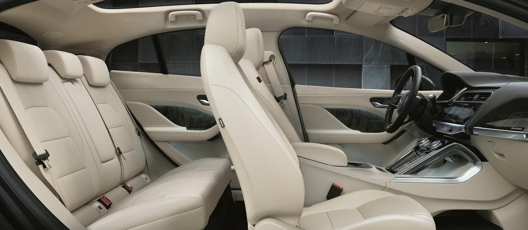 2019 Jaguar I-PACE Interior Review