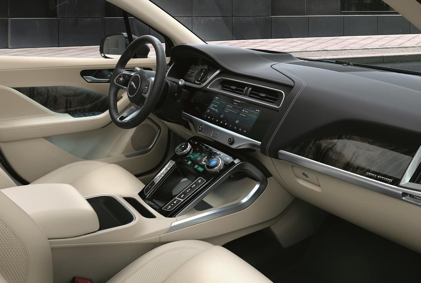 2019 Jaguar I-PACE Infotainment System